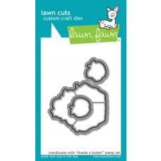 Lawn Fawn - Thanks A Bushel - Cuts