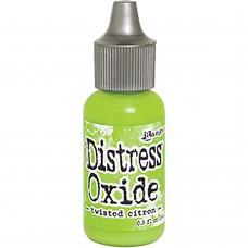 Tim Holtz - Distress Oxide Reinker - Twisted Citron