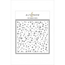 Altenew - Stencil - Tiny Bubbles