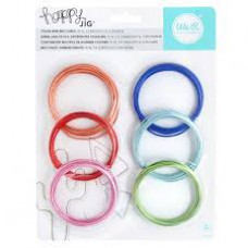 We R Memory Keepers - Happy Jig - Color Wire Multi Pack