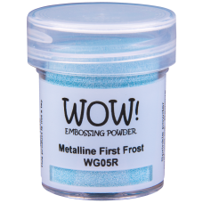 WOW! Embossing Powder - Metalline First Frost 15ml