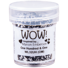 WOW! Embossing Powder - One Hundred & One 15ml