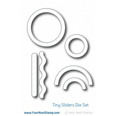 Your Next Stamp - Slider/Spinner Tiny - Stanzen
