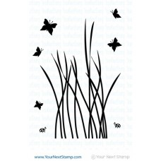 "Your Next Stamp Stempelset 4x6"" - Big Tall Grass"