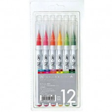 ZIG - Clean Color Real Brush - 12/Pkg