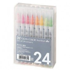 ZIG - Clean Color Real Brush - 24/Pkg
