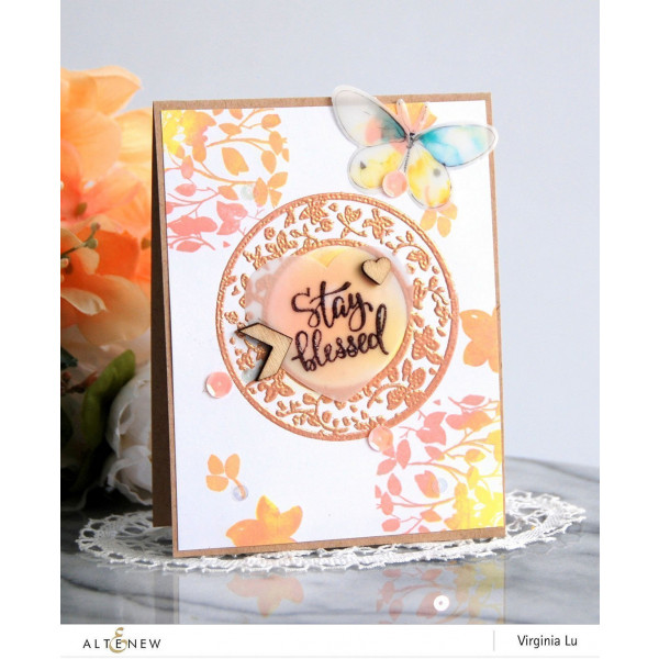 Altenew - Botanical Silhouettes - Clear Stamps 4x6