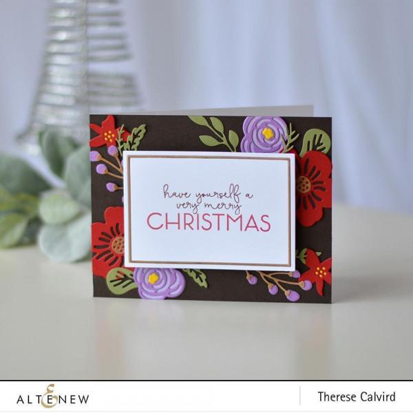 Altenew - Fine Frame Cover - Stanze