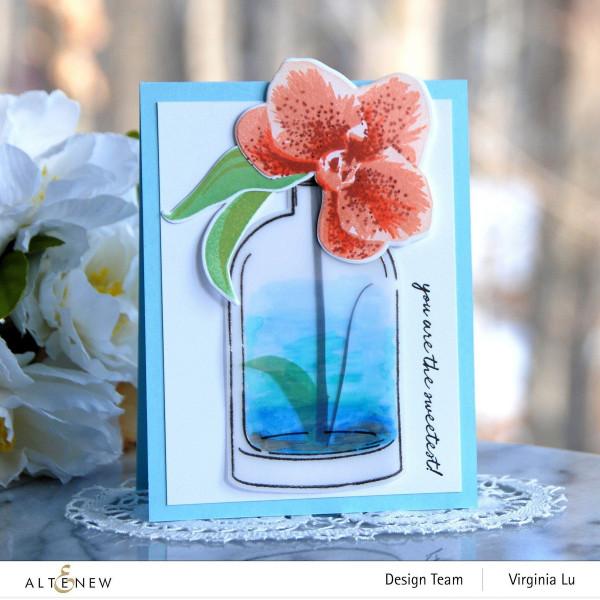 Altenew - Versatile Vases 2 - Stanzen