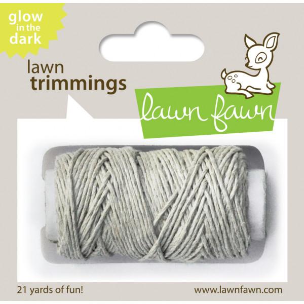 Lawn Fawn - glow-in-the-dark cord