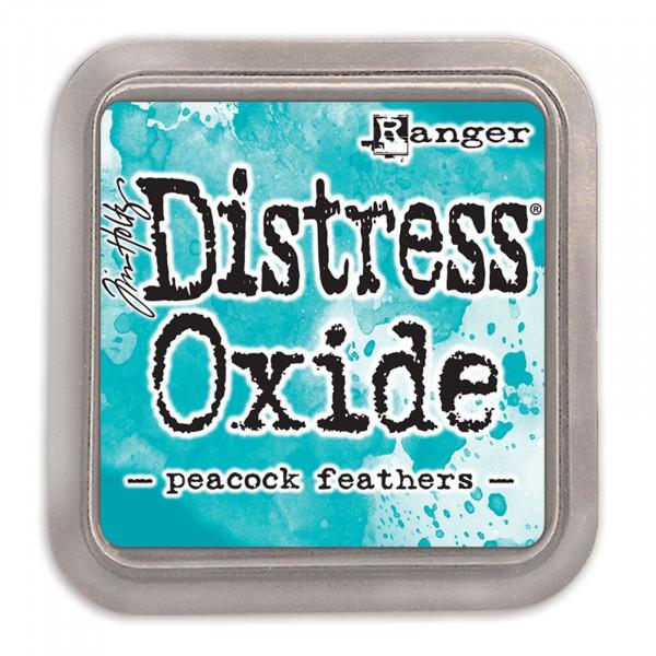 Ranger - Distress Oxide - Peacock Feathers