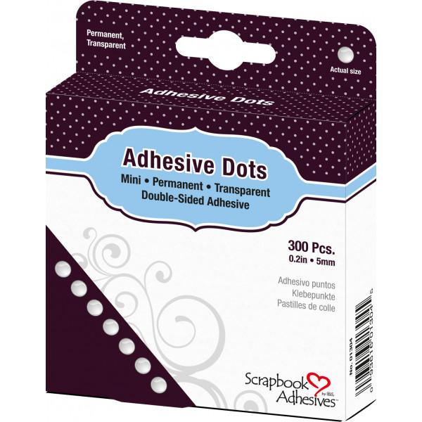 Scrapbook Adhesives Adhesive Dots Mini (300pcs)