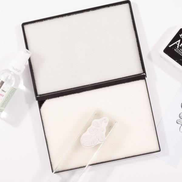 Vaessen Creative - Stamp cleaning pad 14x20x2cm