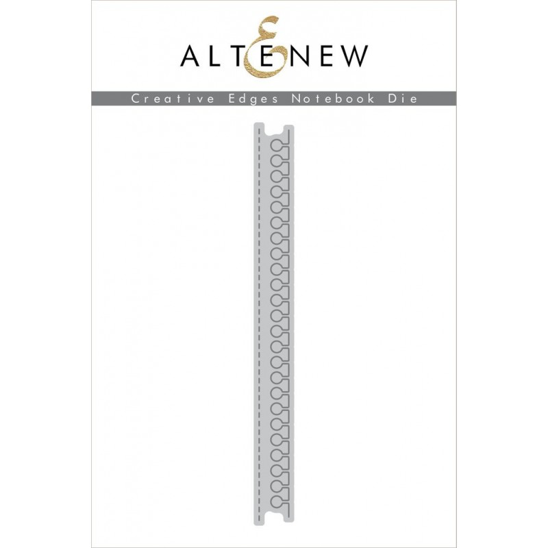 Altenew - Creative Edges: Notebook - Stanze