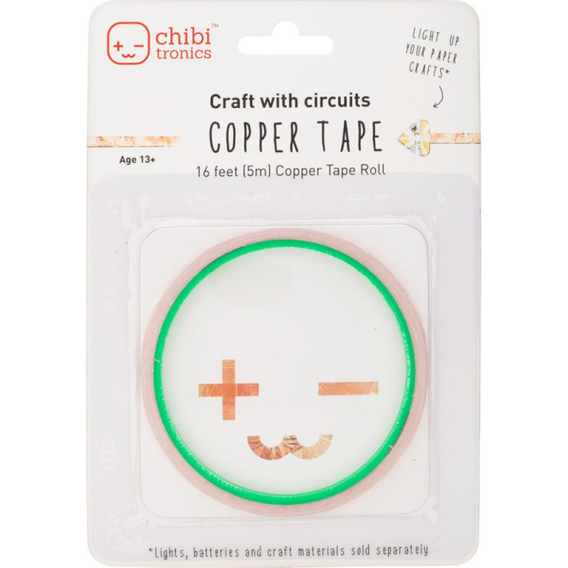Chibitronics - Copper Tape