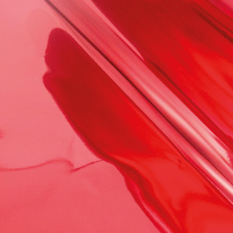 Couture Creations - GoPress and Foil - Deep Red Mirror Finish 5m