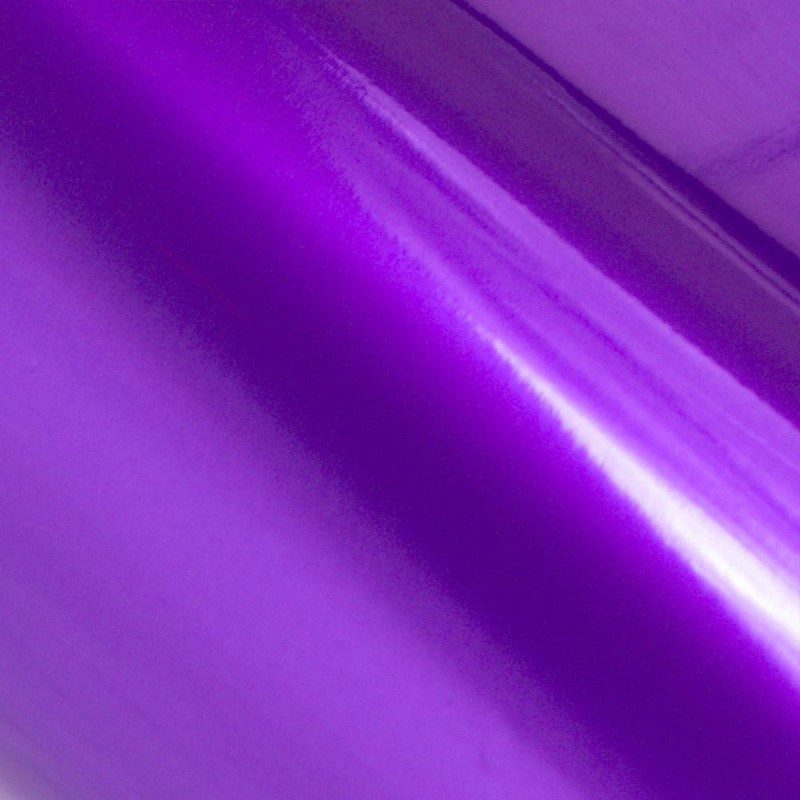 Couture Creations - GoPress and Foil - Purple - Pastel Mirror Finish 5m