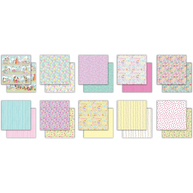 Craft Consortium - Paper Pad The Gift of Giving 6x6