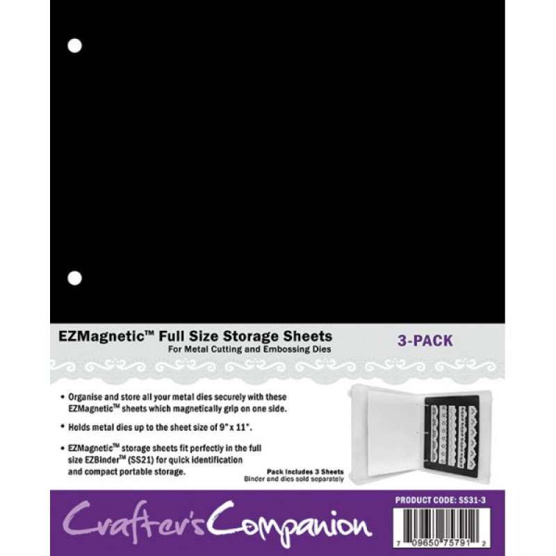 EZMagnetic Storage Panels - Full Size