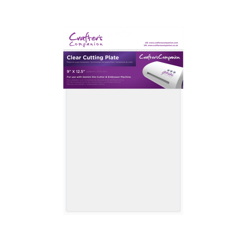 Crafter's Companion Gemini Accessories - Base Cutting Plate