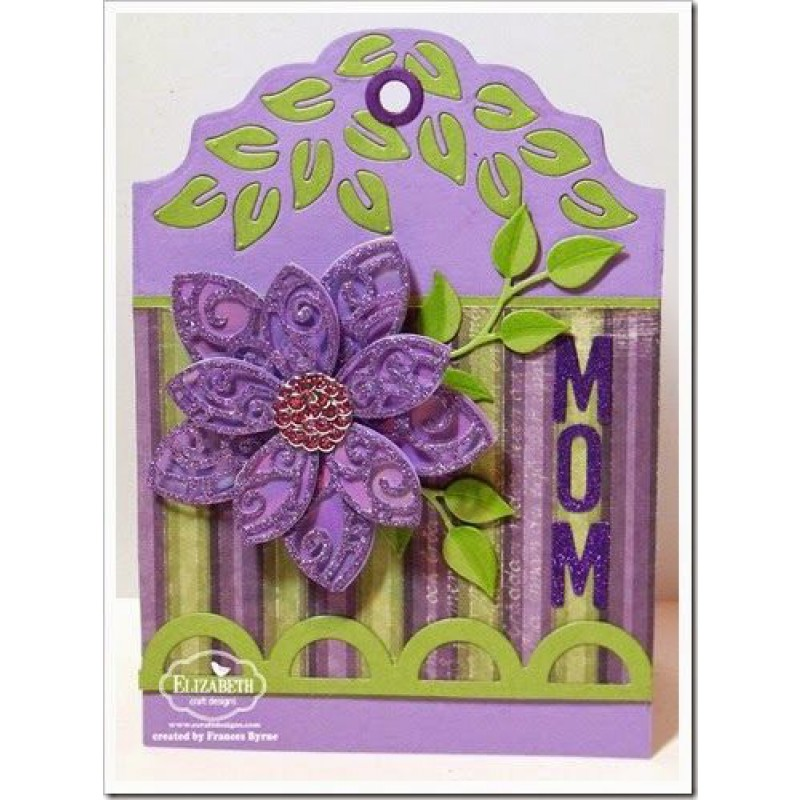Elizabeth Craft Designs - Tag & More 7 - Vine