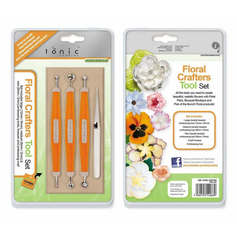 Floral Crafters Tool Set - 266E