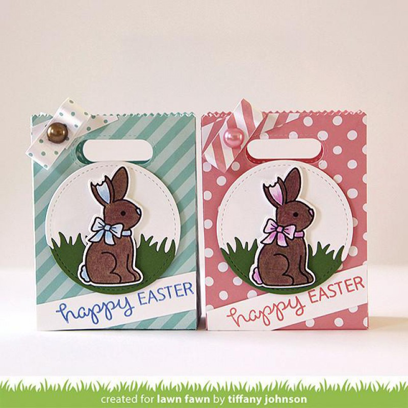 Lawn Fawn - Eggstra Special Easter - Clear Stamps 4x6