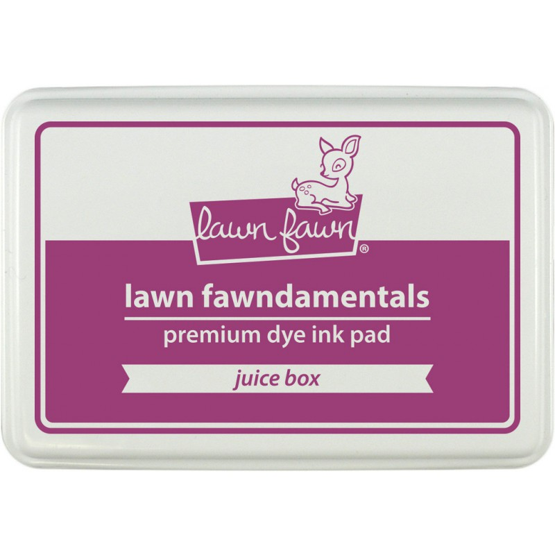 Lawn Fawn - Ink Pad - Juice Box