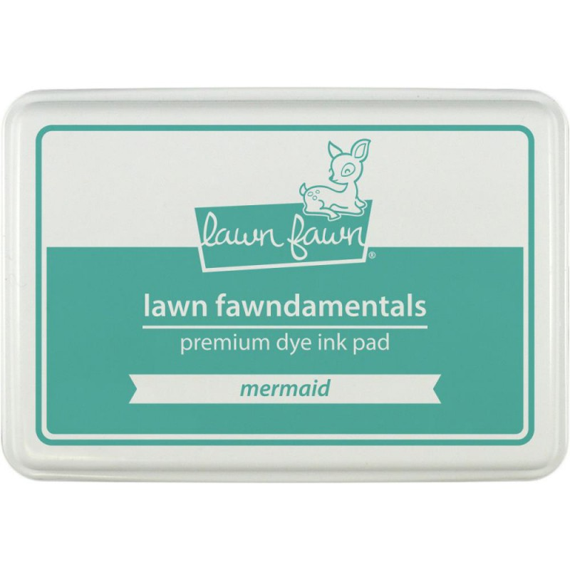 Lawn Fawn - Ink Pad - Mermaid