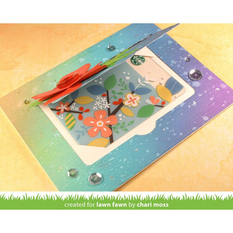 Lawn Fawn - Simple Gift Card Slots - Stanze