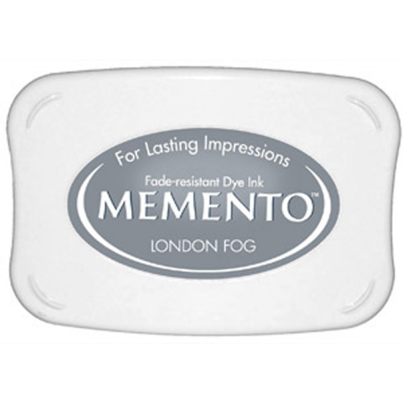 Dye Ink London Fog - Memento