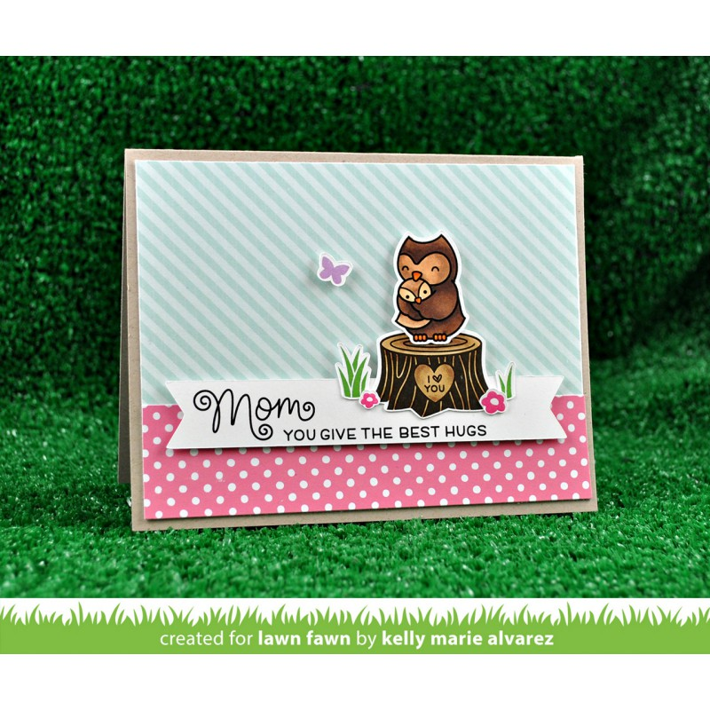 """Lawn Fawn - Stempelset 4x6"""" - Mom + Me"""