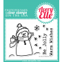 Avery Elle - Be Jolly - Clear Stamps 3x4