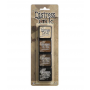 Ranger - Mini Ink Pad -  Tim Holtz Distress Ink Kit 3