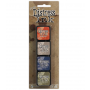 Ranger - Mini Ink Pad -  Tim Holtz Distress Ink Kit 5