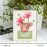 Altenew - Build A Flower: Magnolia - Clear Stamps 6x8 & Stanzen