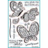 Dare 2 B Artzy - Die Cut - Butterfly
