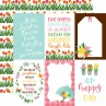 Echo Park Paper Co. - Paperpad - I Love Spring 6x6