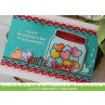 Lawn Fawn - You're Sweet Line Border- Stanze