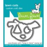 Lawn Fawn - Hang In There - Stanze