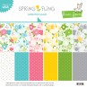 Lawn Fawn - Collection Pack 12x12 - Spring Fling