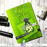 AALL & Create - A6 Stamps - Monster 53