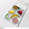 Create A Smile - Fruit Salad - Clear Stamps 3x4