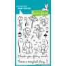 "Lawn Fawn - Stempelset 4x6"" - Fairy Friends"