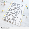 Mama Elephant - Slim Card Basic - Stanze
